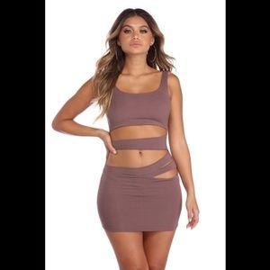Piece Of Me Dress